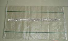 Good quality and cheap price white pp woven bag packing feed, fertilizer, grain, rice, flour, salt, sugar, and cement