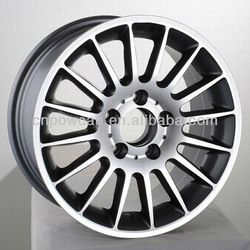 Alloy replica wheel car wheel for MERCEDES-BK145