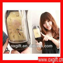 OXGIFT Creative Melting Clock