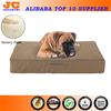 U.S.A Popular Waterproof Foam Covered Dog Bed