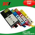 Nuevo cartucho de tinta compatible hp920xl cartucho( cd975ae- cd974e) pro para 6000/6500/7000 papasfritas sobre c6480/b8550