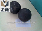 55-65HRC hot rolling forged steel balls