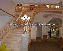 Noble emperador pierre balustre / etape / stair way / colonne frontière ligne de matériaux de construction, Naturel marbre / granit / aritificial pierre