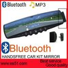 Rearview mirror oem handsfree bluetooth car kit with microphone