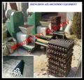 Registro de la biomasa de la máquina que hace a la prensa con carbón de leña de aserrín, cáscara de arroz