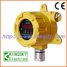 fixed HCN gas alarm hydrogen cyanide detector