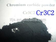 chromium carbide powder-Cr3C2 powder (applies in petrochemical anti-high temperature anti-corrosive work piece protections)