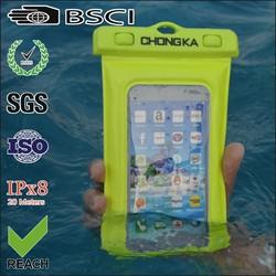waterproof bag for iphone 4 4s/swimming waterproof bag for mobile phone