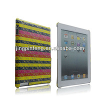 Customized hard cover case for ipad 2