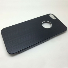 Titanium aluminum alloy metal case for iPhone 5