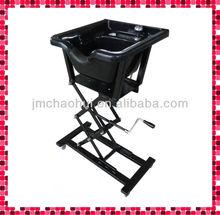 Portable hair salon wash basins