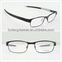 2013 eyeglasses frame Eyeglasses men optical OX5079(Carbon plate) Matte Black Titan frames New arrival Wholesale