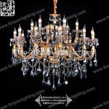 Luxury Crystal Chandeliers,Fabric Pendant,Golden Supplier for Wholesaler/Retailer, by Fonyan Lighting