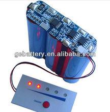 BMS PCM for 6-35S li ion/LiFePO4 Battery Pack