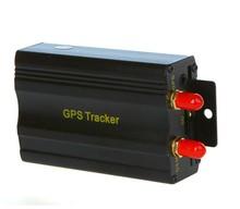 gsm quadband gps tracker Tk103 for car ,vehicles ,containers , logistics