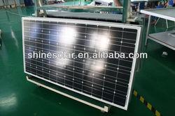 monocrystalline solar panel/panel solar 180W SN-M180