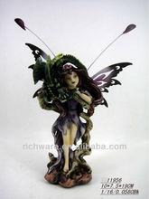 hot sell polyresin figurine fairy