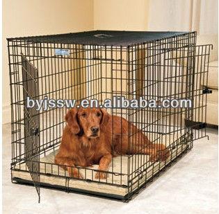 Galvanized Steel Dog Kennel Design