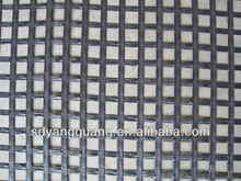 high quality oil-soluble PVC coated biaxial polyester geogrid