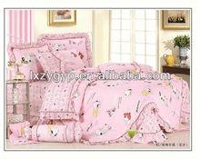 Cartoon duvet cover set/ cartoon bedding sets for kids