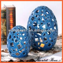 Home Decorative Easter Eggs Ceramic