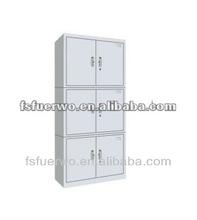 FEW-052 Shelves Metal Filing Cabinet/ Steel Almirah