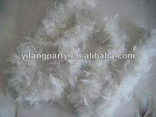 Feather Boa in white