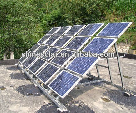 High efficiency 130W mono/poly solar panels ,the lowest price solar panel