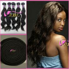 Effortless to wear and maintain virgin body wave brazilian hair bundles
