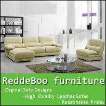 The Hot Selling Sofa Latest Leather Sofa Set Design 2012