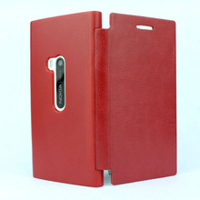 flip leather case for Nokia lumia 920 , for nokia lumia 920 leather case
