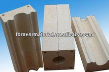 High quality refractory precast shape high alumina refractory precast concrete monolithic