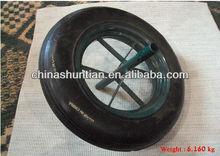 wheel barrow solid rubber wheel SR1303