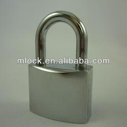 High Quality Master Key Chrome Plated Padlock