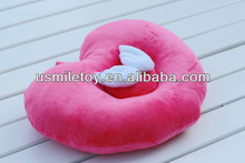 valentine gift heart-shaped pillow