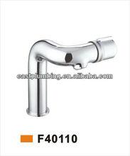 F40110 New Eastplumbing Polished Chrome Bathroom Vessel Bar Sink Single Hole Faucet