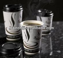 12oz paper coffee cups/customized logo printing