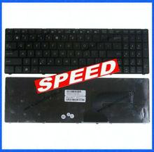 Replacement For Asus A53 G60 K52 K53 N60 N70 N71 U50 Ul50 X52 Keyboard White Accented Keys 04Gnyi1Kus01-1