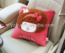 cheap and high quality promotional car cushion
