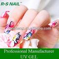nouveaux nail art