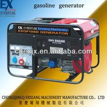 2012 10000w Electric Four-stroke Gasoline Generator 380v EX10000