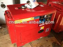 Best Choice!!CSCPOWER 5KW small silent diesel generator