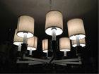 2014 new diwali decorative lights 6589-8 chandelier lamp