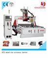 automático de herramientas cnc madera 1325 router cnc para trabajar la madera de la máquina