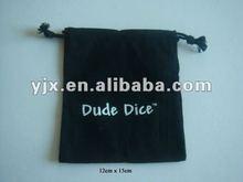 drawstring cotton/muslin bag