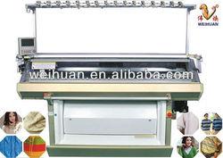 WH-F full-automatic flat knitting machine(12G)