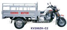 150CC&200CC MOTOR KV200ZH-C2 Factory direct sales Three wheel motorcyle