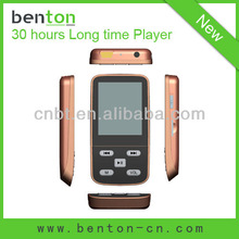 2014 Hot portable touchscreen mp4 player with camera with TFT screen