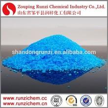 CAS 7758-99-8 CuSO4.5H2O Copper II Sulfate Pentahydrate
