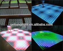 Economic 60x60cm Digital LED dance floor